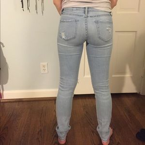 Blank NYC Denim - Pretty & Tough Blue Jeans