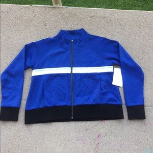 STÜSSY BLUE JACKET