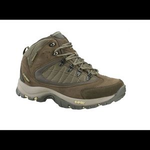 Hi-Tec Shoes - Hi-Tec Sofala Mid WP Ladies Hiking Shoes