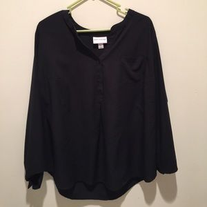 Pure Energy Tops - LS Rayon Blouse