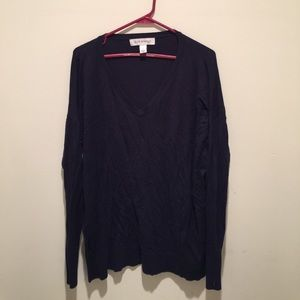 Pure Energy Sweaters - Navy blue Tunic sweater
