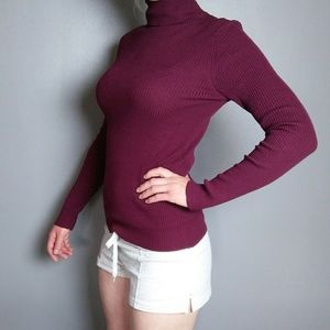 Ambiance Apparel Tops - Ambiance turtleneck