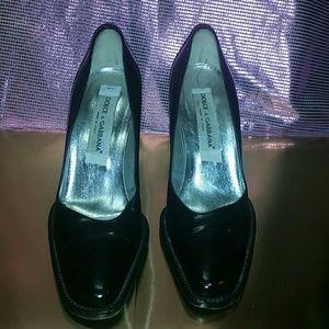 Dolce and Gabbana heels pumps
