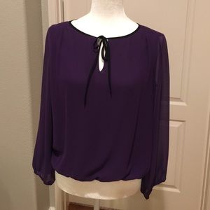 Vince Camuto blouse size PS