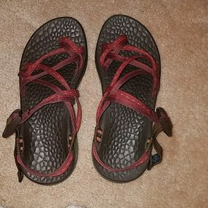 Chacos Shoes - Vibram Chacos