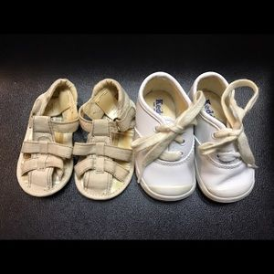 Baby shoes bundle.