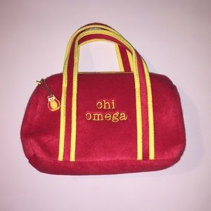 Handbags - NEW Chi Omega carry-all