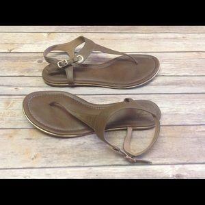 14th & Union Shoes - T-strap sandals