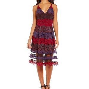 Badgley Mischka Dresses & Skirts - NWT Belle Badgley Mischka Valencia Dress