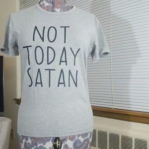 Tops - SALE Sarcastic gray tshirt