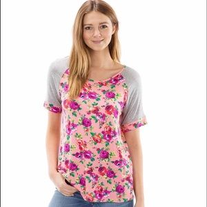 The Blossom Apparel Tops - ✨NEW✨ Flower print top