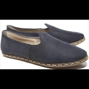 "Sabah Shoes - Sabah Turkish ""Baleen Blue"" Men's Shoe"