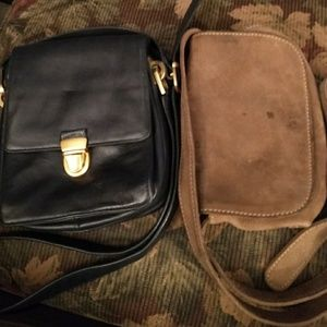 CARLA MARCHI & COACH CROSSBODY BUNDLE