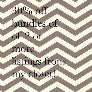 2 or more listings gets everyone 30% off