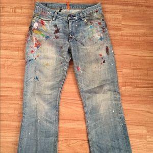 Earnest Sewn Denim - Custom painter's pants