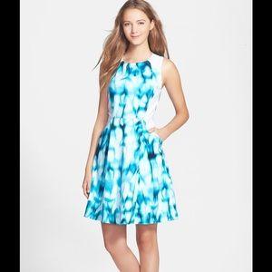 NWT Ocean Blue Summer Dress