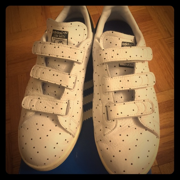 adidas Shoes | Womens Stan Smith Polka