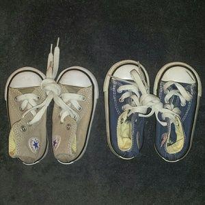 Converse Other - Toddler Converse bundle