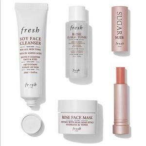 Sephora Other - Fresh - Forever Fresh mini set