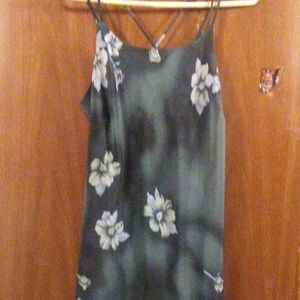 Brand new maxi dress tie back perfect condition
