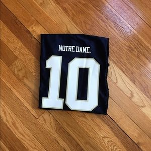 NCAA Other - Notre Dame Men's Jersey barely worn
