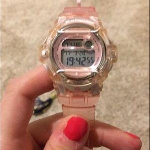 Casio Jewelry - Baby G watch
