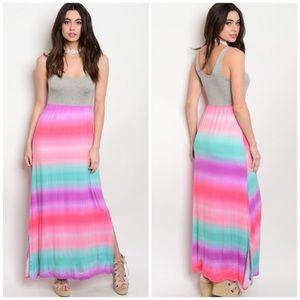 Entro Dresses & Skirts - Raleigh's Rainbow Dress