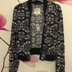 Abercrombie & Fitch Spring Jacket Kaleidoscope S