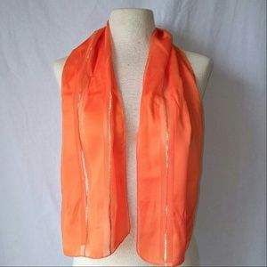 2for1 BRIGHT Silky Head/Neck Scarf