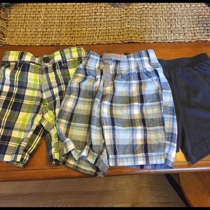 Carter's Other - Lot of 3 2T shorts, see description for brands.