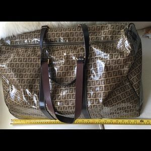 Fendi Handbags - Fendi duffle travel bag