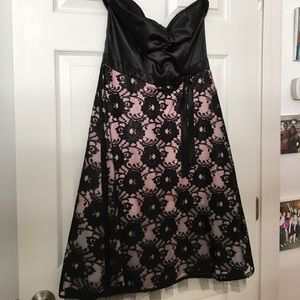 Arden B Dresses & Skirts - Black and Pink Party Dress