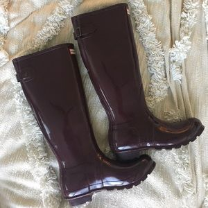 Hunter Boots Shoes - // Hunter Rain Boots + Hunter socks //
