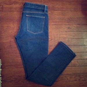 Banana Republic skinny jeans, size 28