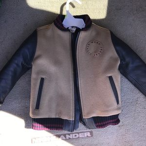 Little Marc Jacobs Other - Toddler Marc jacobs leather jacket