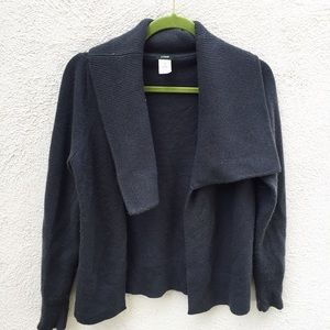 J. Crew Opened Cardigan Sweater