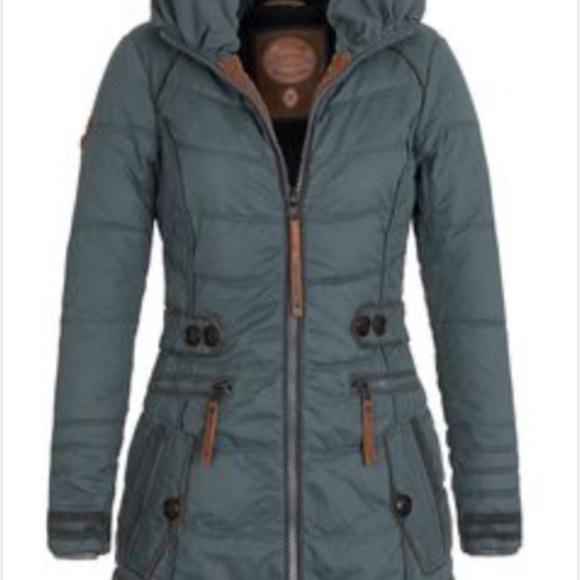 Naketano winter coat navy!