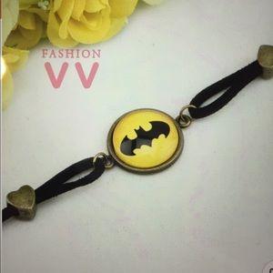 Batman Other - Batman Fashion Logo Bracelet /New