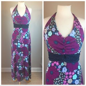 matilda jane Dresses & Skirts - Gorgeous Ladies Matilda Jane Maxi Halter Dress