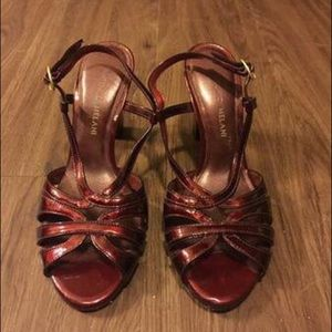 ANTONIO MELANI Shoes - Gorgeous red heels