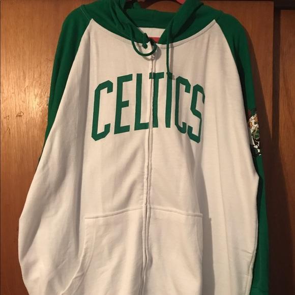 d679120f1 Majestic Tops - Boston Celtics Women s hoodie