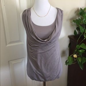 LOFT sleeveless top. XS