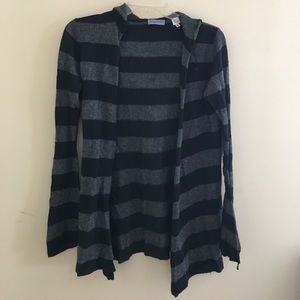 Acrobat Sweaters - Acrobat striped cardigan!