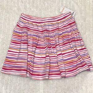 Gymboree Other - Size 10 Multicolor Stripe Skirt🌺