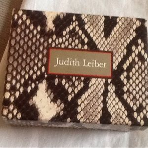 judith Leiber Jewelry - Judith Leiber clip earnings