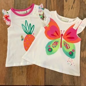 First Impressions Other - 🆕SET OF 2 FIRST IMPRESSIONS Tops ~ NWT