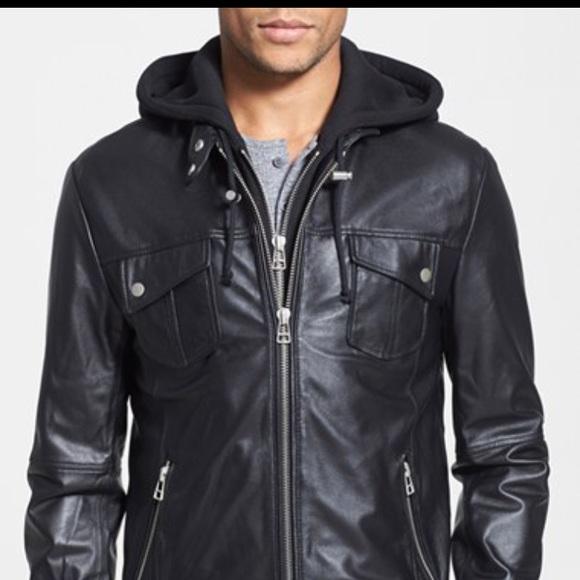 c576afc46 7 Diamonds Leather Jacket