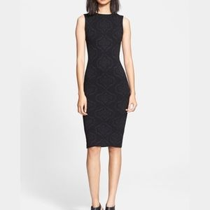 Alice + Olivia Dresses & Skirts - Alice and Olivia Jacquard Knit Dress