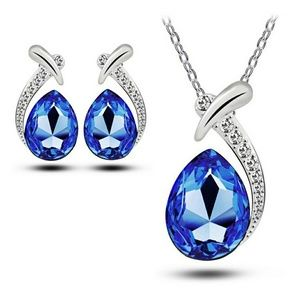 Jewelry - ! Blue Sterling 925 set HOLD KANGELOTI