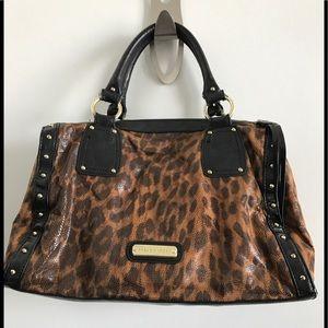 Steve Madden Handbags - Steve Madden leopard cheetah animal print used